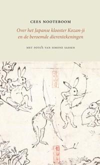 Over het Japanse klooster Kozan-ji en de beroemde dierentekeningen   Cees Nooteboom  