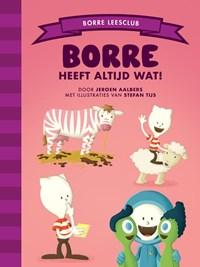 Borre heeft altijd wat!   Jeroen Aalbers  