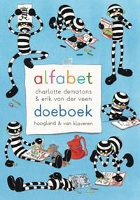 Alfabet doeboek   Charlotte Dematons ; Erik van der Veen  