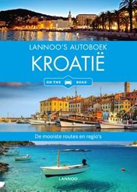 Lannoo's Autoboek - Kroatië on the road | Lore Marr-Bieger |