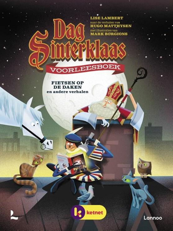Dag Sinterklaas Voorleesboek