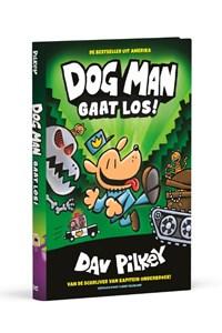 Dog Man gaat los (display) | Dav Pilkey |