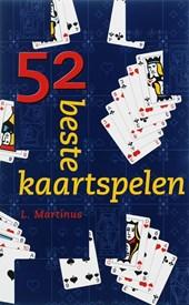 52 beste kaartspelen