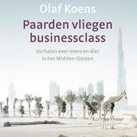 Paarden vliegen businessclass | Olaf Koens |