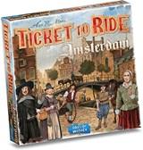 Ticket to Ride Amsterdam | Spel | 0824968205631