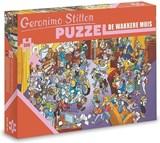 Geronimo Stilton – De Wakkere Muis (500 stukjes) | Puzzel | 5407006501374