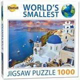 Santorini puzzel 1000 | auteur onbekend | 5015766013978