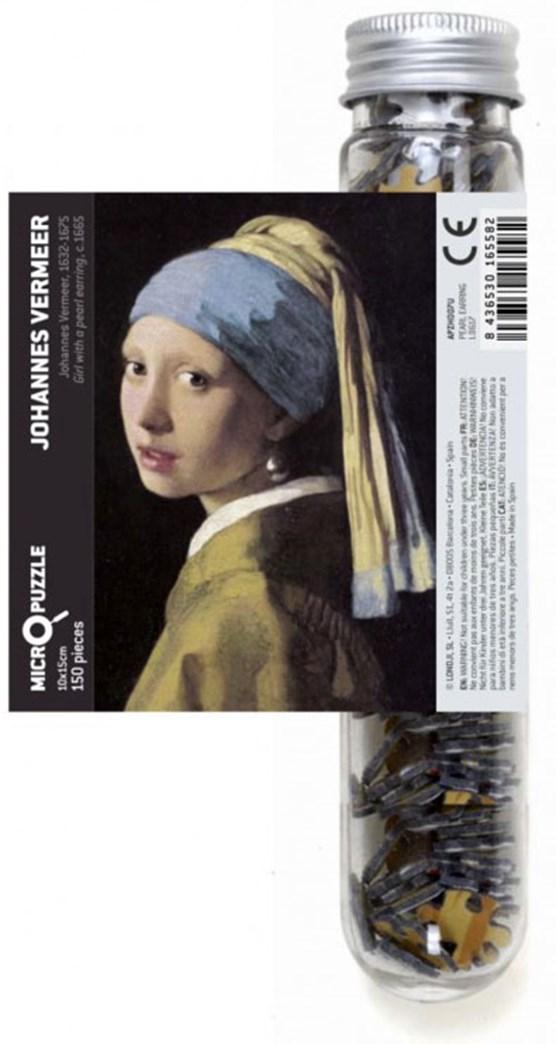 Johannes Vermeer puzzel