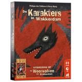 De Karakters in Wakkerdam | auteur onbekend | 8717249197027
