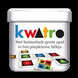 Kwatro - Kaartspel | Wgg1233 | 8718026300913