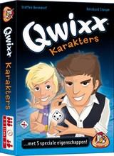 Qwixx Karakters | Steffen Benndorf & Reinhard Staupe | 8718026302702