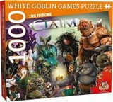 Claim Puzzle: The Throne - Puzzel | white goblin | 8718026304362