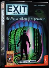 Exit - Het verschrikkelijke spookhuis | auteur onbekend | 8719214427740
