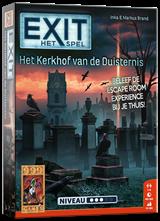 EXIT - Het kerkhof van de duisternis | auteur onbekend | 8719214429270