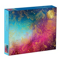 Astrology 1000 piece foil puzzle | auteur onbekend |