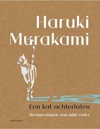 Een kat achterlaten | Haruki Murakami |