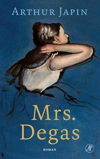 Mrs. Degas   Arthur Japin  