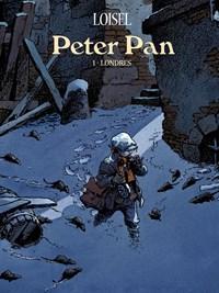 Peter pan Hc01. londen   josé-luis Munuera  
