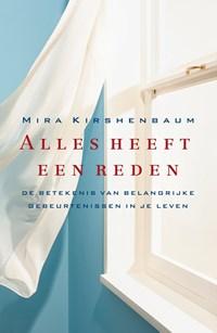 Alles heeft een reden   Mira Kirshenbaum  