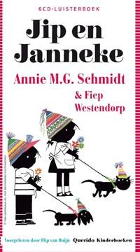 Jip en Janneke   Annie M.G. Schmidt ; Fiep Westendorp  