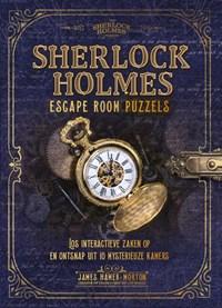 Sherlock Holmes Escaperoom Puzzels | James Hamer-Morton |