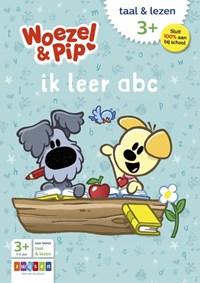 Woezel & Pip ik leer abc taal & lezen 3+ | auteur onbekend |