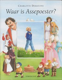 Waar is Assepoester? | Charlotte Dematons |