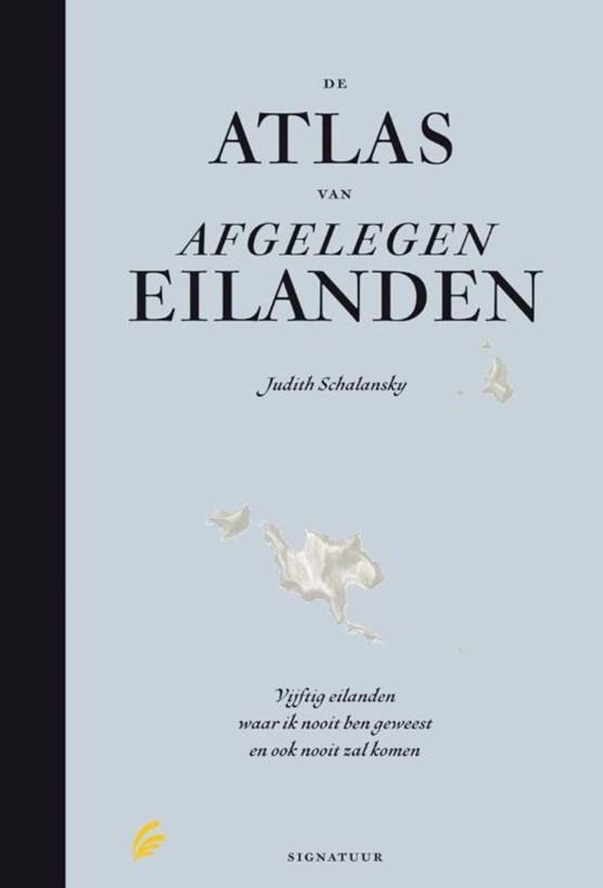De atlas van afgelegen eilanden