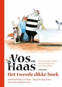Het tweede dikke boek | Sylvia Vanden Heede ; Thé Tjong-Khing |
