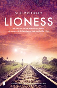 Lioness   Sue Brierley  