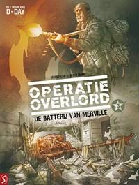 Operatie overlord 03. de batterij van merville | davide fabbri |