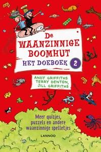 De waanzinnige boomhut, het doeboek 2 | Andy Griffiths ; Terry Denton ; Jill Griffiths |
