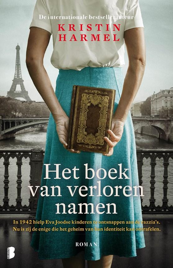 Het boek van verloren namen