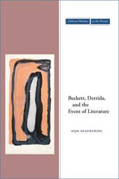 Beckett, Derrida, and the Event of Literature