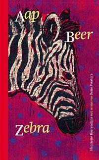 Aap Beer Zebra | Bette Westera |