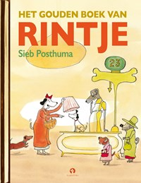 Het Gouden Boek van Rintje | Sieb Posthuma |