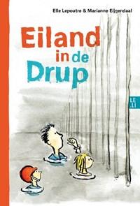 Eiland in de Drup   Elle Lepoutre  