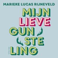 Mijn lieve gunsteling   Marieke Lucas Rijneveld  