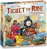 Ticket to ride India & Zwitserland | Days of Wonder | 0824968117743
