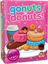 Go Nuts for Donuts | Wgg1803 | 8718026302634
