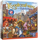De Kwakzalvers van Kakelenburg - Bordspel | 999-KWA01 | 8719214425821