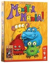 Monster Mania - Kaartspel | 999-MMA01 | 8719214426163