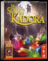 De Schat van Kadora - Kaartspel | 999-KAD01 | 8719214429218