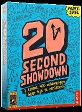 20 Second Showdown - Actiespel | auteur onbekend | 8719214429652
