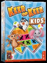 Keer op Keer Kids - Dobbelspel | 999-KEE09 | 8720289470128