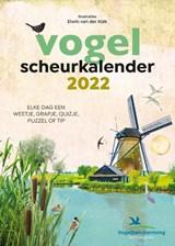 Vogelscheurkalender 2022 | auteur onbekend | 9789021579566
