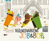 Vuilnisvarkens Job & Bob | Tjibbe Veldkamp | 9789025773397