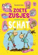 De Zoete Zusjes zoeken een schat | Hanneke de Zoete | 9789043922173