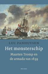 Het monsterschip | Luc Panhuysen | 9789045040714