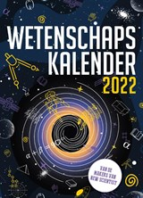 Wetenschapskalender 2022 | Redactie New Scientist | 9789085717225